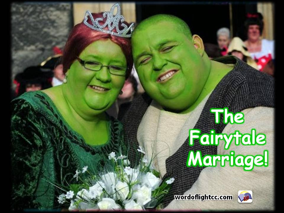 The Fairytale Marriage, a sermon from Word of Light Community Church